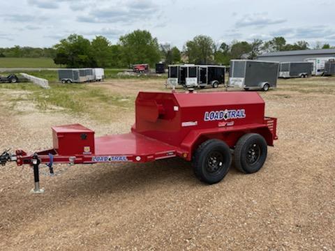 2021 Load Trail 550 GALLON TANK Fuel Trailer