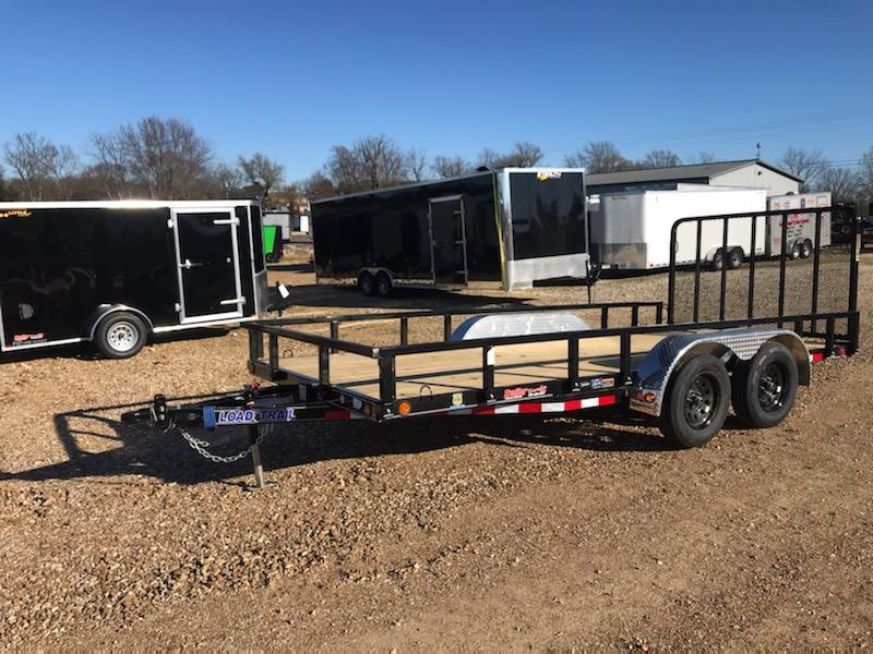 2021 Load Trail 83X16 LOAD TRAIL Utility Trailer