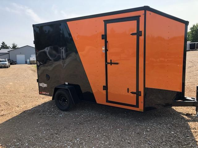 2021 Stealth Trailers 7X12 STEALTH MUSTANG Enclosed Cargo Trailer
