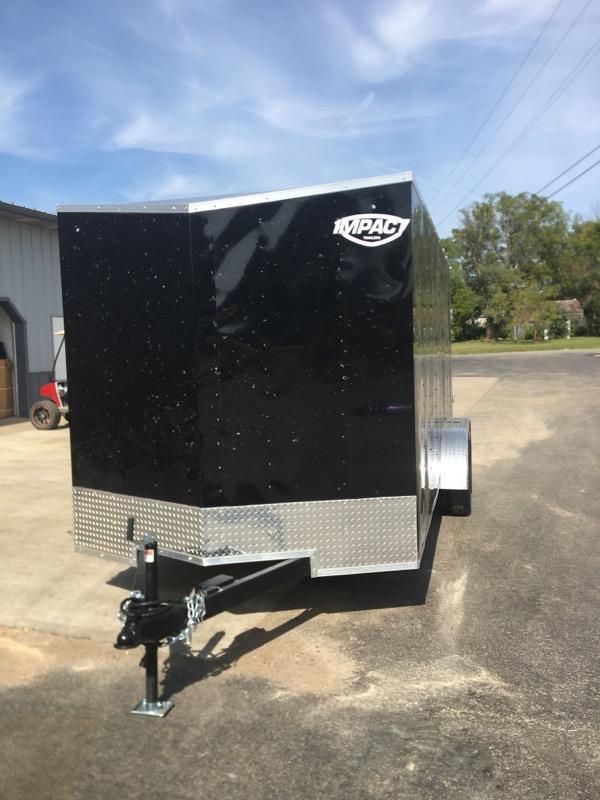 2021 Impact Trailers 7X16 IMPACT QUAKE Enclosed Cargo Trailer