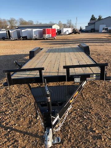2021 Doolittle Trailer Mfg 84X20 DOOLITTLE XTREME Flatbed Trailer