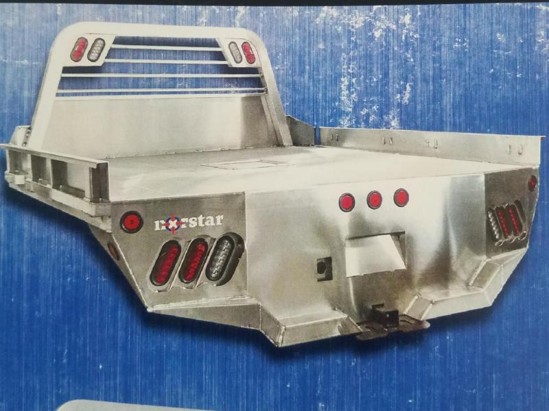 """2020 Norstar AR ALLUMINUM 8'6""""X97"""" CTA 56"""" Truck Bed"""