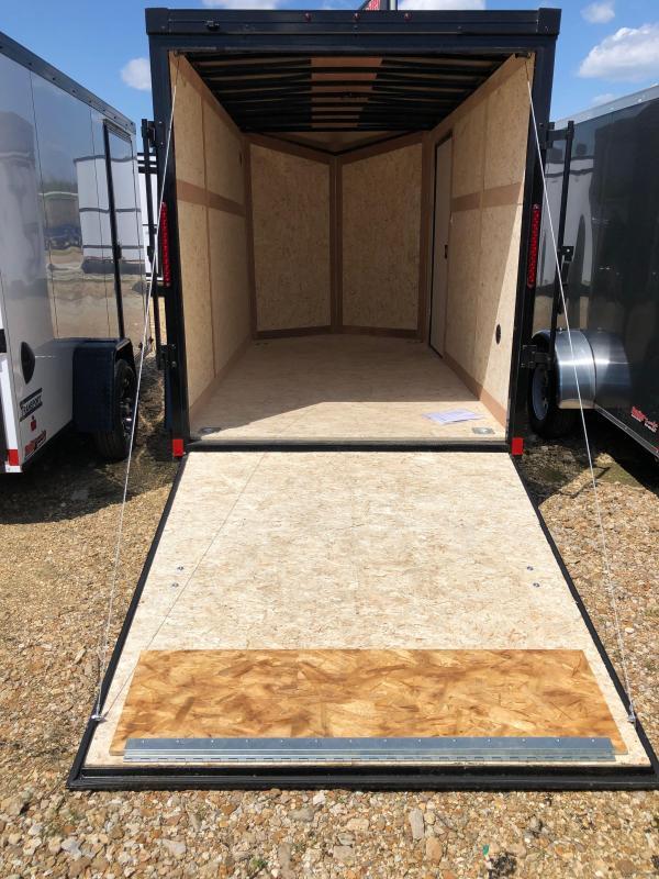 2020 Haulmark 6x12 Transport Enclosed Cargo Trailer