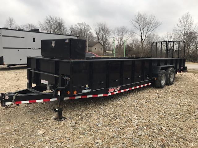 2018 Load Trail 83X26 LOAD TRAIL LANDSCAPE Utility Trailer