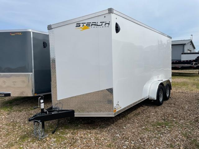 2022 Stealth Trailers 7X16 STEALTH TITAN Enclosed Cargo Trailer