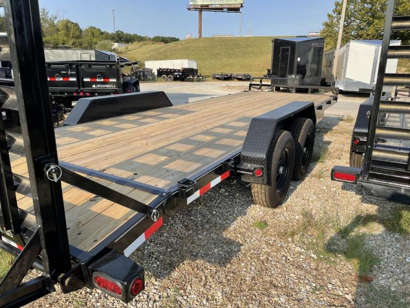 2022 Load Trail 83X22 LOAD TRAIL CARHAULER Flatbed Trailer