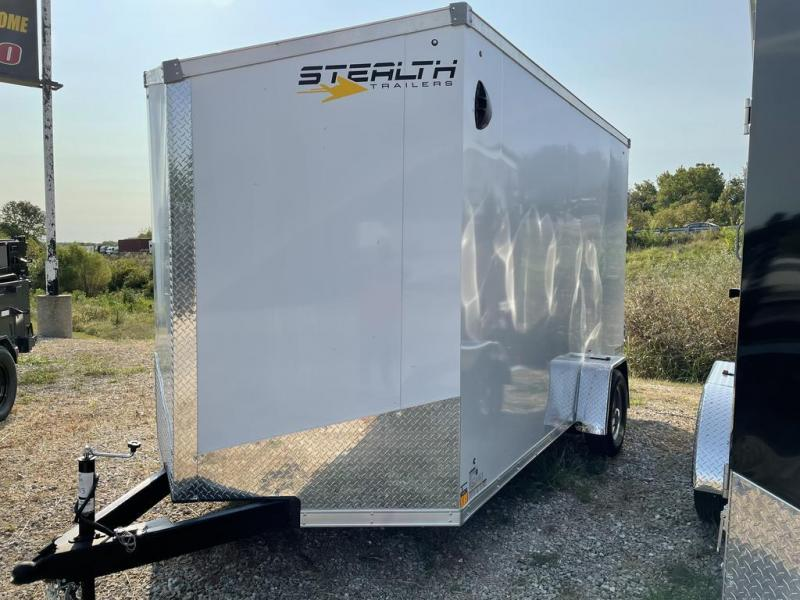 2022 Stealth Trailers 7X12 STEALTH TITAN Enclosed Cargo Trailer