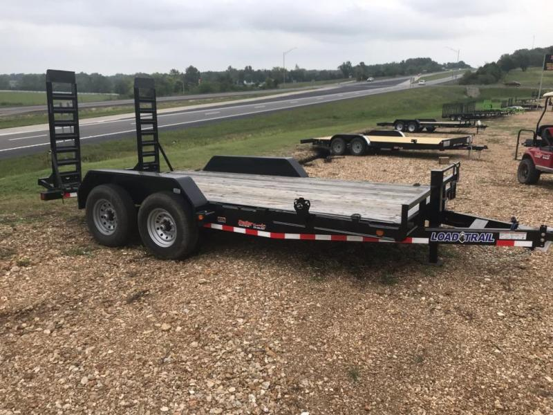 2020 Load Trail 83X16 LOAD TRAIL Flatbed Trailer
