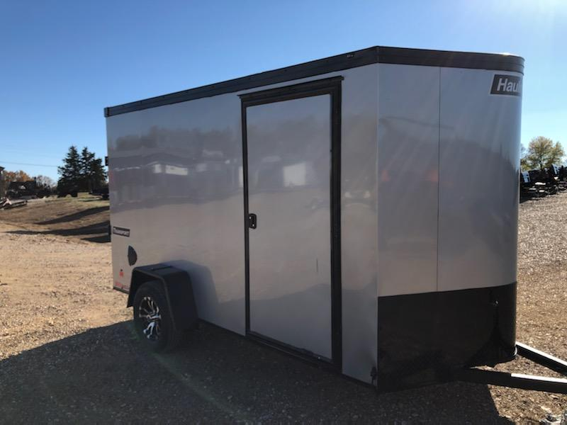2021 Haulmark 6X12 HAULMARK Enclosed Cargo Trailer