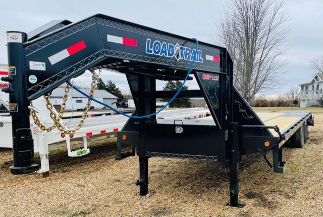 2021 Load Trail 102x28 Equipment Trailer