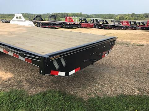 2021 Doolittle Trailer Mfg 102X40 DOOLITTLE BRUTE FORCE Equipment Trailer