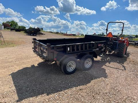 2021 Load Trail 60X10 LOAD TRAIL Dump Trailer