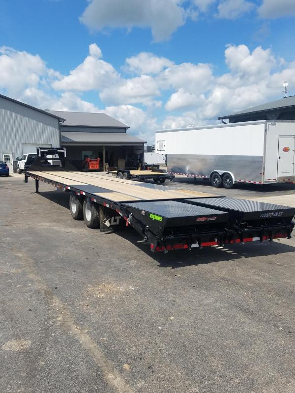 2021 Load Trail 102X40 LOAD TRAIL Equipment Trailer