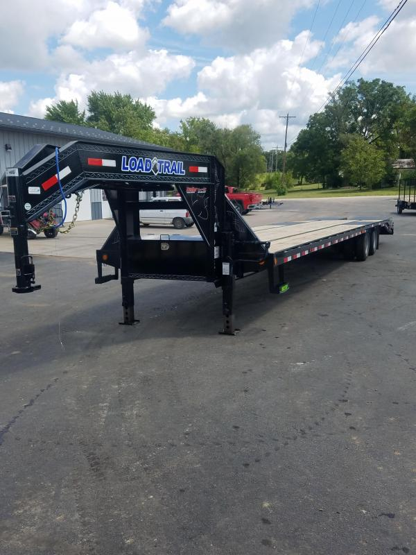 2021 Load Trail 102X40 LOAD TRAIL Equipment Trailer