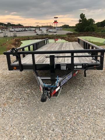 2020 Load Trail 83X20 LOAD TRAIL Flatbed Trailer