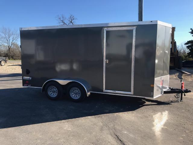 2021 Haulmark 7X16 HAULMARK TRANSPORT Enclosed Cargo Trailer