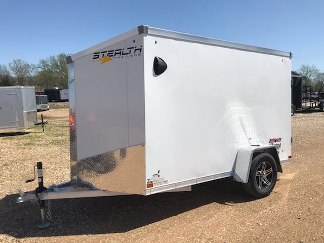2022 Stealth Trailers 6X10 STEALTH COBRA Enclosed Cargo Trailer