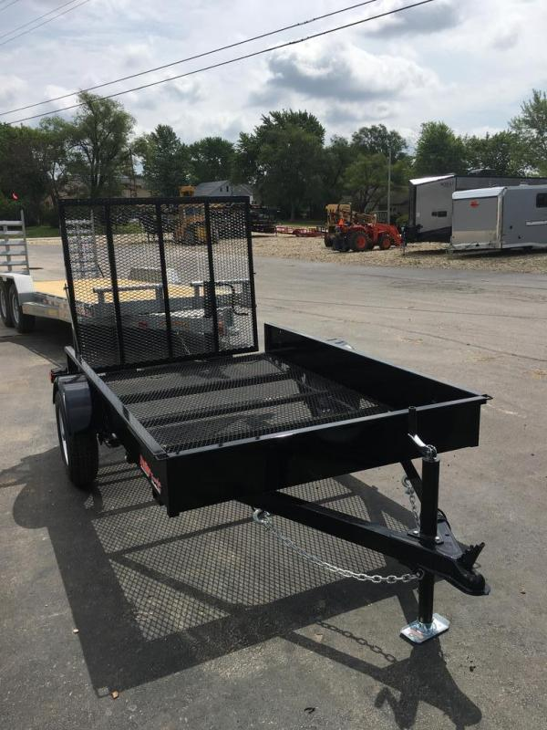 2021 Doolittle Trailer Mfg 60X8 DOOLITTLE Utility Trailer