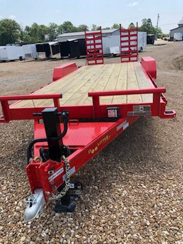 2020 Doolittle Trailer Mfg 82X20 DOOLITTLE Flatbed Trailer