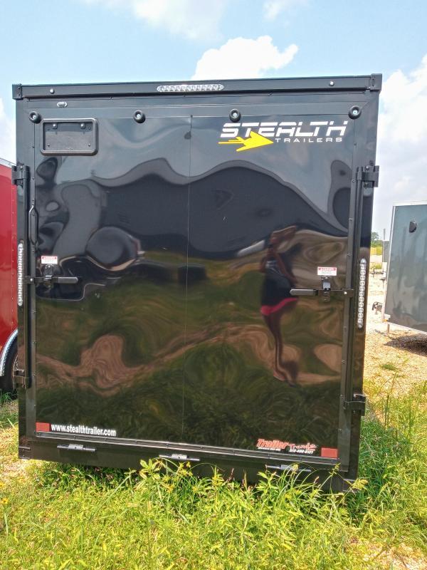 2022 Stealth Trailers 7X18 STEALTH TITAN Enclosed Cargo Trailer