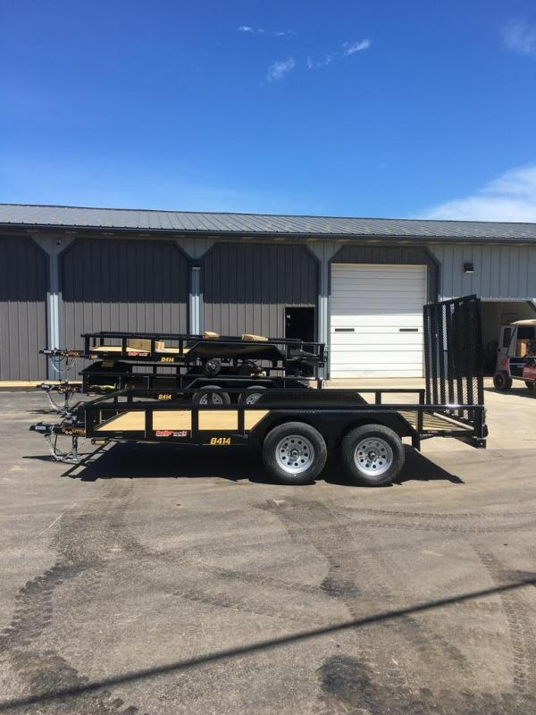 2021 Doolittle Trailer Mfg 84X14 DOOLITTLE Utility Trailer