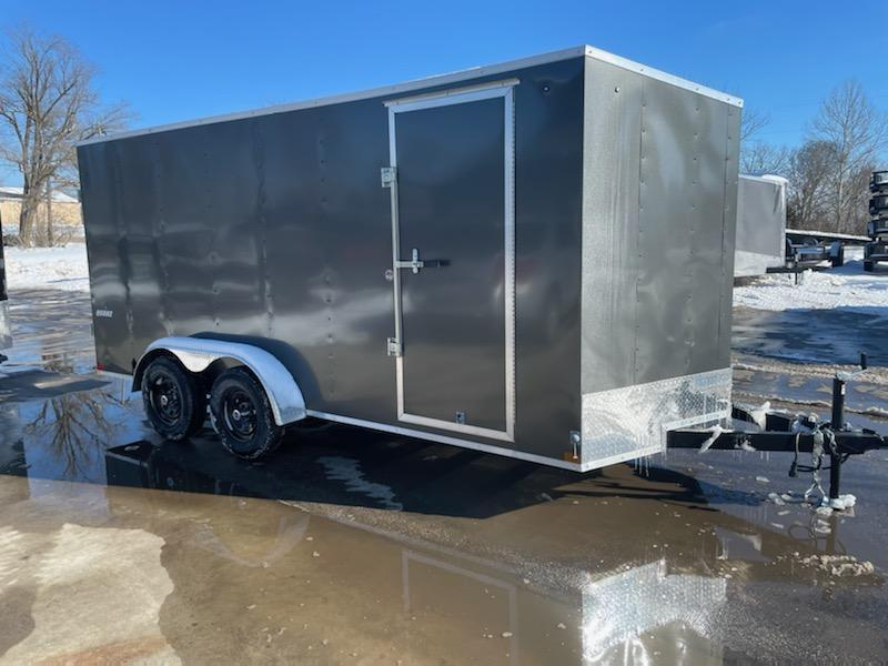 2021 Impact Trailers 7X16 IMPACT QUAKE Enclosed Cargo Trailer