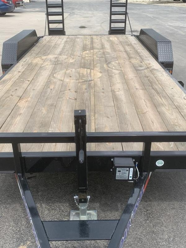 2020 Load Trail 83X18 LOAD TRAIL Flatbed Trailer