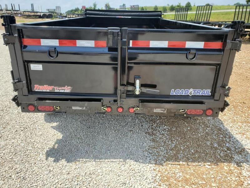 2021 Load Trail 72X12 LOAD TRAIL Dump Trailer