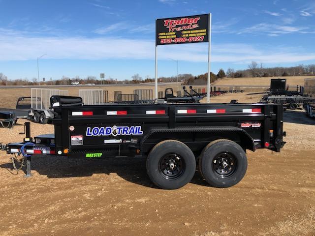 2021 Load Trail 72X12 LOAD TRAIL Dump Trailer