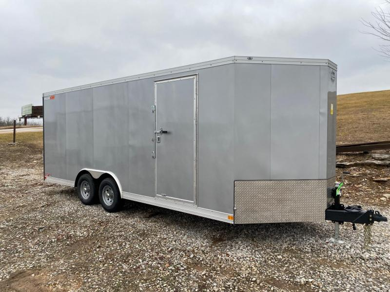 2021 Wells Cargo 8.5x20 Enclosed Cargo Trailer