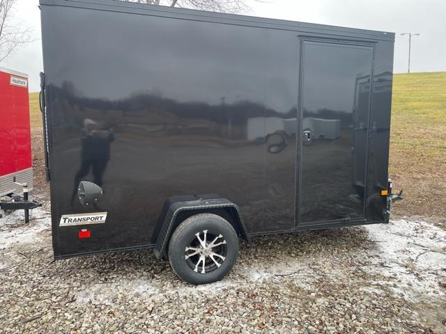 2021 Haulmark 6x12 Transport Enclosed Cargo Trailer