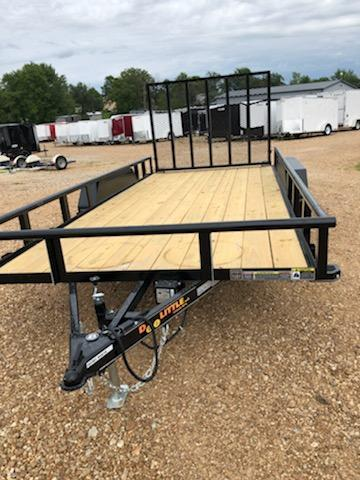 2021 Doolittle Trailer Mfg 84X16 DOOLITTLE Utility Trailer