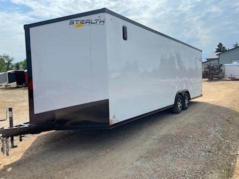 2022 Stealth Trailers 8.5X24 STEALTH TITAN Enclosed Cargo Trailer