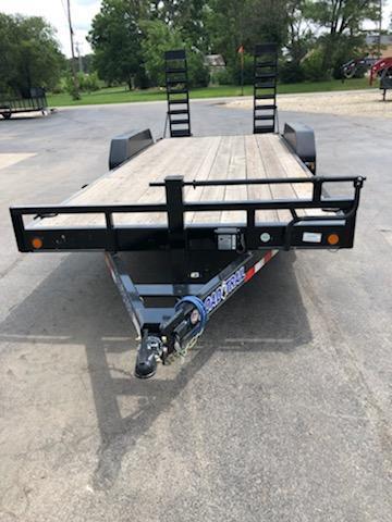 2020 Load Trail 83X20 LOAD TRAIL Flatbed Trailer