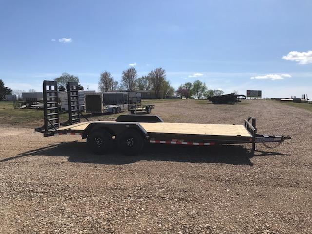 2021 Load Trail 83X20 LOAD TRAIL CARHAULER Fiber Splicing