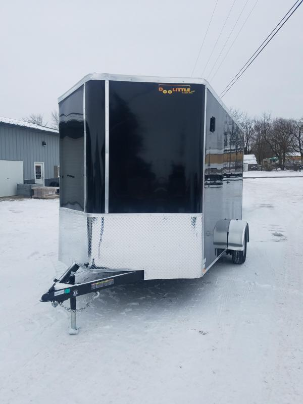 2021 Doolittle Trailer Mfg 7X12 DOOLITTLE Enclosed Cargo Trailer