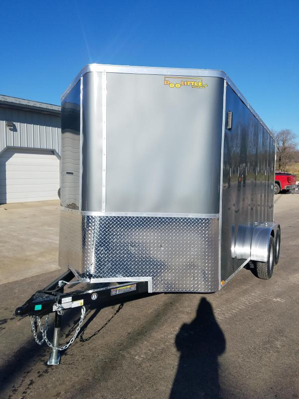 2021 Doolittle Trailer Mfg 7X14 DOOLITLLE Enclosed Cargo Trailer