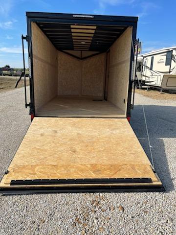 2022 Impact Trailers 7X14 IMPACT TREMOR Enclosed Cargo Trailer