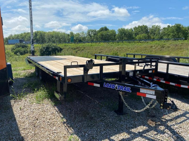 2020 Doolittle Trailer Mfg 102X20 DOOLITTLE Flatbed Trailer
