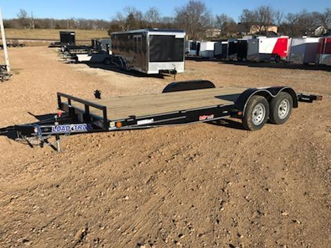 2021 Load Trail 83X18 LOAD TRAIL Flatbed Trailer