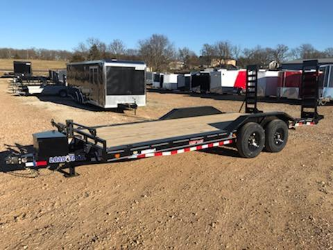 2021 Load Trail 102X20 LOAD TRAIL Flatbed Trailer