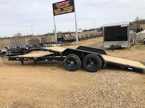 2021 Load Trail 83X22 LOAD TRAIL TILT N GO Flatbed Trailer