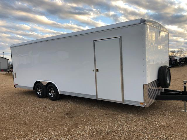 2021 Wells Cargo 8.5X24 WELLS CARGO WAGON HD Enclosed Cargo Trailer