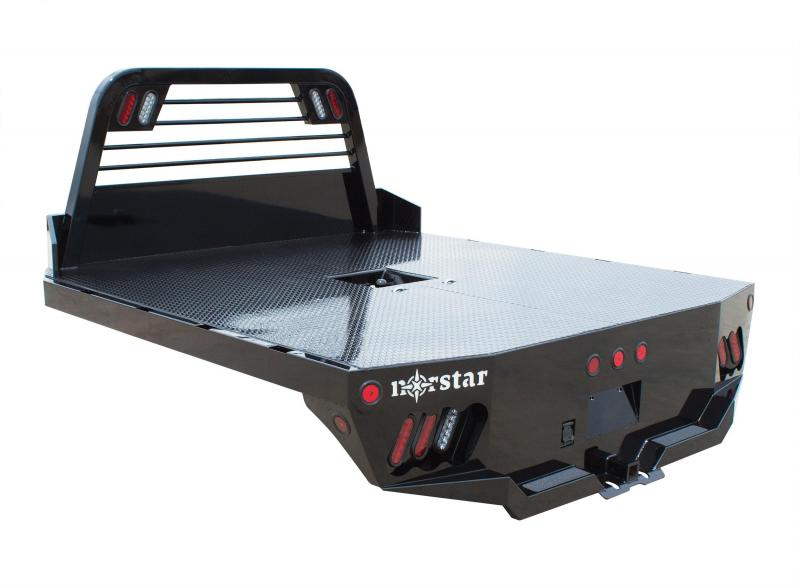 2019 Norstar NORSTAR SF BED DIAMOND PLATE Truck Bed