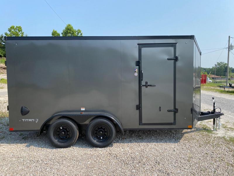 2022 Stealth Trailers 7x14 TITAN Enclosed Cargo Trailer