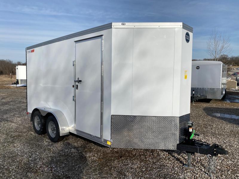 2021 Wells Cargo 7x14 Enclosed Cargo Trailer