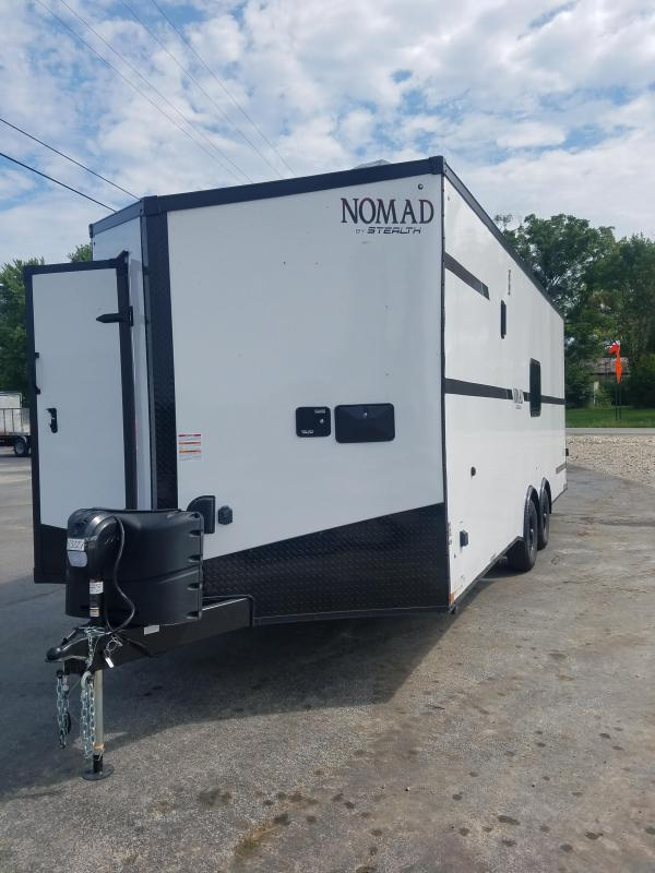 2021 Stealth Trailers 8.5X22 STEALTH Car / Racing Trailer