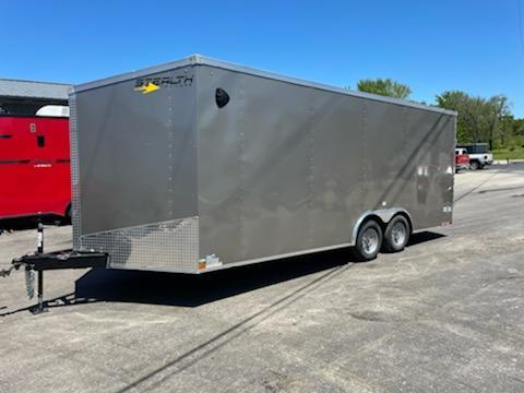 2022 Stealth Trailers 8.5X20 STEALTH MUSTANG Enclosed Cargo Trailer