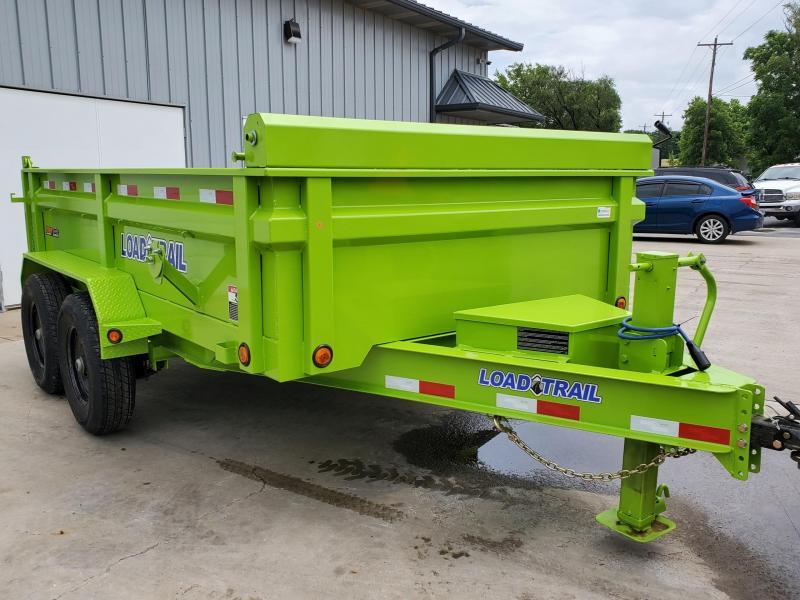 2021 Load Trail 83X12 LOAD TRAIL Dump Trailer