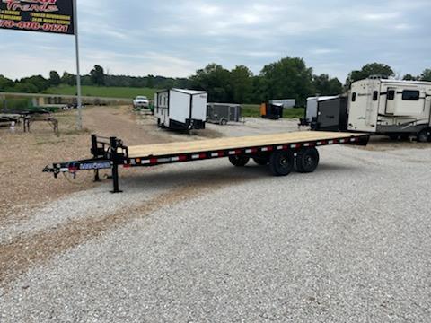 2022 Load Trail 102X24 LOAD TRAIL Equipment Trailer